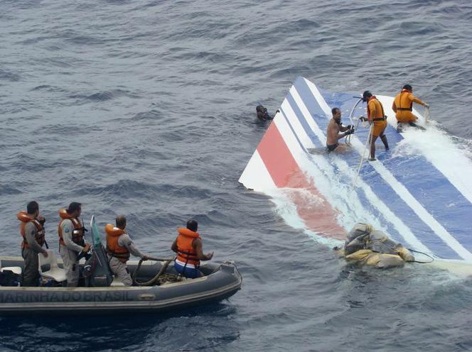 L'avion qui a disparu en mer au large du Brésil le 1er juin 2009 lors d'une liaison Rio-Paris était un Airbus A330.