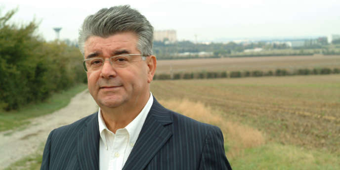 André Gerin, député PCF