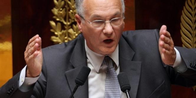 Gilles Carrez, rapporteur de la commission des finances à l'Assemblée nationale.