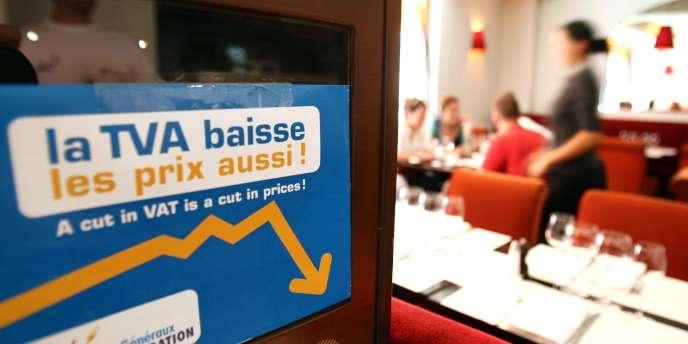 La fraude à la TVA est estimée à une dizaine de milliards d'euros par an.