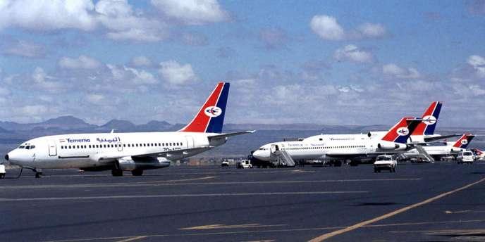L'A310 de Yemenia a décollé pour Djibouti, puis Moroni aux Comores.
