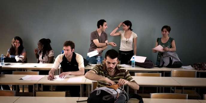 Les étudiants étrangers séduits par les écoles françaises viennent d'horizons toujours plus variés.
