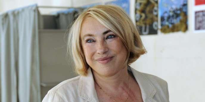 La maire UMP en 2009.
