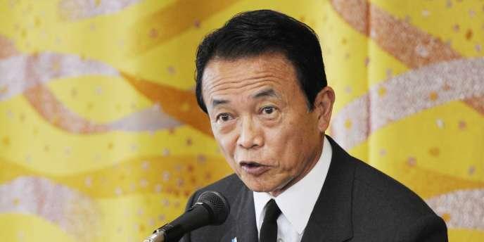 Taro Aso, qui est également ministre des finances, a indiqué qu'il n'avait pas non plus l'intention de s'excuser, parlant d'un