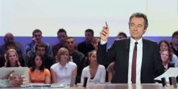 Michel Denisot, présentateur du