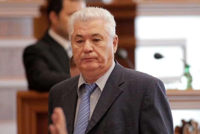 Vladimir Voronine, en auût 2009.