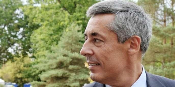Le conseiller spécial de Nicolas Sarkozy, Henri Guaino,  en septembre 2009.
