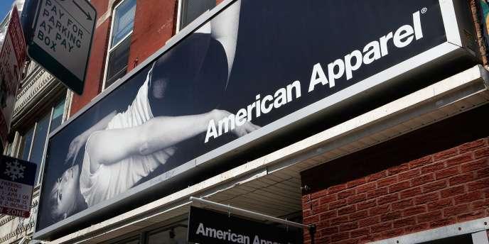Les autorités américaines de l'immigration ont contraint American Apparel à se séparer de 1500employés.