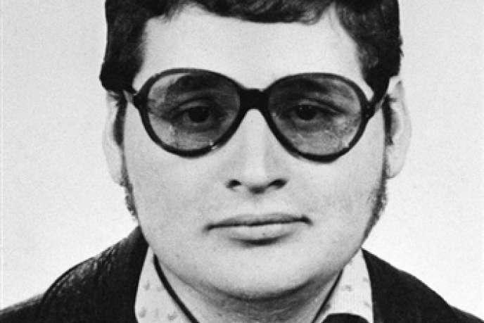 Carlos en 1970.