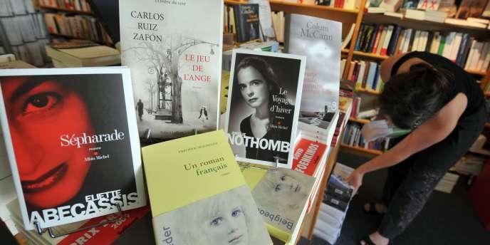 Des 430 romans français publiés en cette rentrée, combien survivront ? Que restera-t-il après le ressac ?