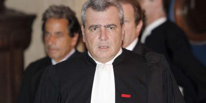 Thierry Herzog, l'avocat de Nicolas Sarkozy, estime que l'action annoncée par Dominique de Villepin contre Nicolas Sarkozy est