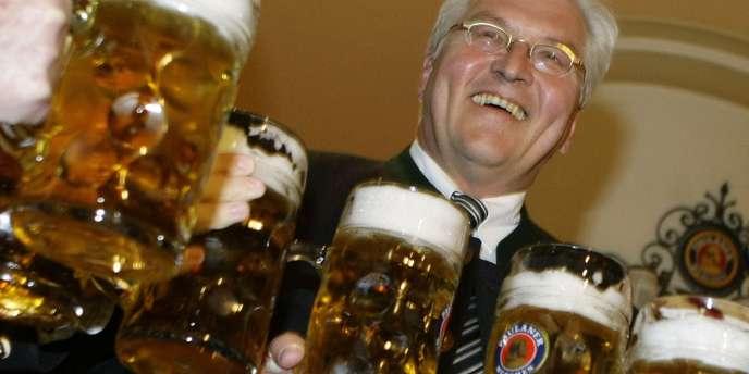 La fête de la bière à Munich