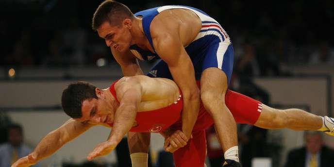 Steeve Guénot se présente aux Championnats d'Europe avec les Jeux de 2012 déjà en tête.