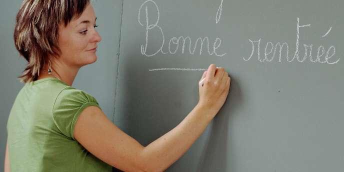 Pour les concours d'enseignant du second degré, 21 000 étudiants contre 38 249 lors de la précédente session ont passé les épreuves.