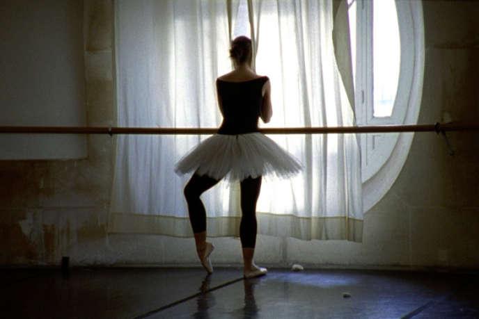 Une scène du film documentaire franco-américain de Frederick Wiseman, «La Danse, le Ballet de l'Opéra de Paris», sorti en salle mercredi 7 octobre 2009.
