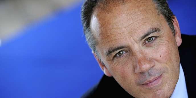 Stéphane Richard, PDG de France Télécom-Orange.