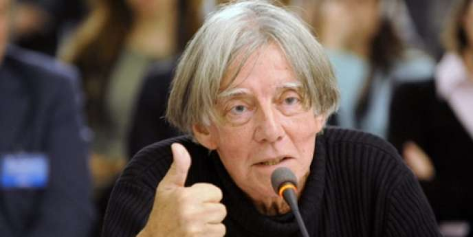 Le philosophe André Glucksmann en 2008.