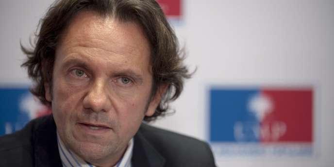 Le secrétaire d'État chargé de la consommation, Frédéric Lefebvre.