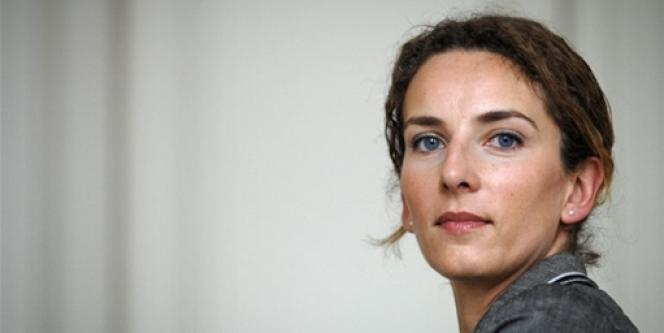 Delphine Batho, en février 2007, à Paris.