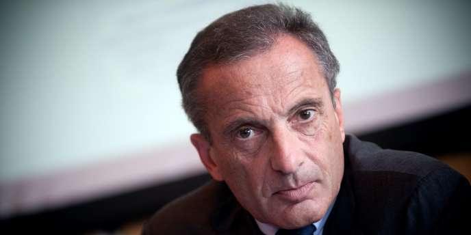 Henri Proglio, le patron d'EDF. L'annonce du prochain dépôt de plainte n'a pas suscité de réaction chez l'énergéticien français.