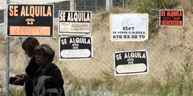Les ordres d'expulsion ont atteint plus de 30 000 depuis le début de l'année, soit presque autant que pour l'ensemble de l'année 2009.