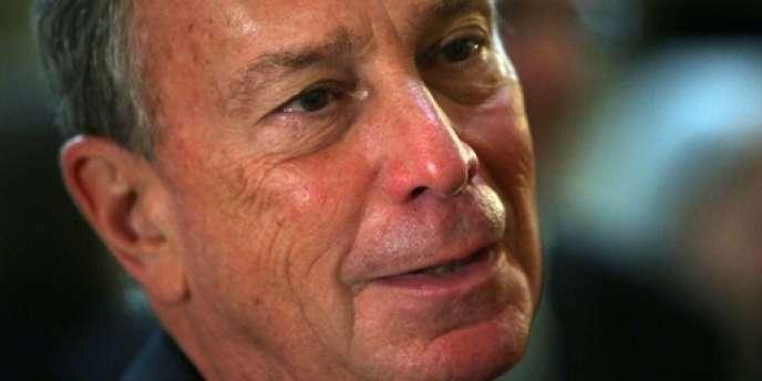 Le maire républicain de New York, Michael Bloomberg.
