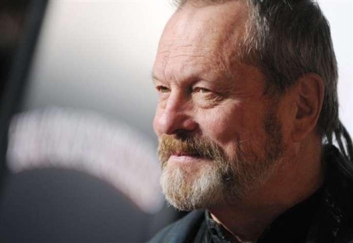 Le réalisateur Terry Gilliam à Los Angeles, le 2 novembre 2009.