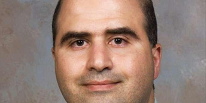 Nidal Malik Hasan, psychiatre de l'armée d'origine palestinienne, auteur présumé de la tuerie de Fort Hood (Texas), le 5 novembre 2009.