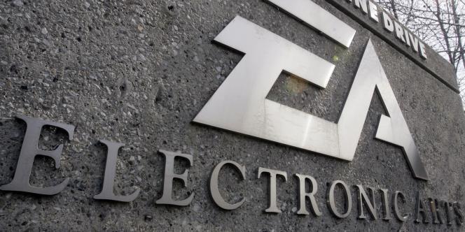 Le siège d'Electronic Arts, à Redwood City, en Californie.