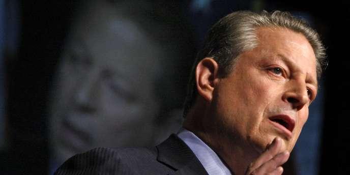 Al Gore publie le 12 septembre en France un nouveau livre intitulé
