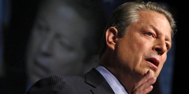 Jeudi 15 septembre, Al Gore a lancé une nouvelle campagne contre le changement climatique.