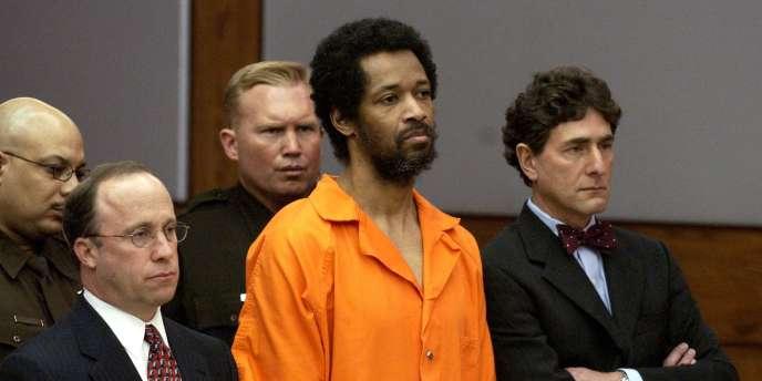 L'exécution de John Allen Muhammad, en 2009, est intervenue sept ans après les faits, une date inhabituellement précoce puisqu'un condamné à la peine capitale patiente en moyenne douze ans dans le couloir de la mort.