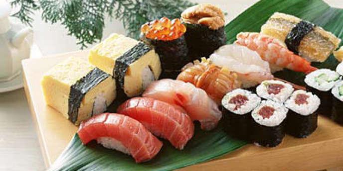 Les chefs japonais lancent des certificats de qualité des sushis.