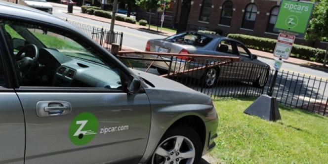 Zipca est le leader de l'automobile en libre-service aux Etats-Unis. L'entreprise dispose d'un parc de 10 000 véhicules, essentiellement à essence, et de 760 000 membres.