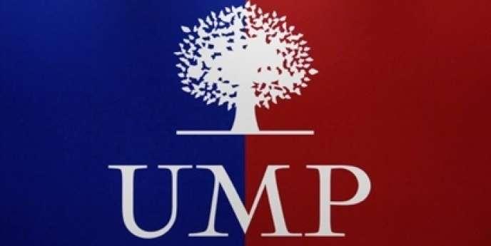 Logo de l'UMP.