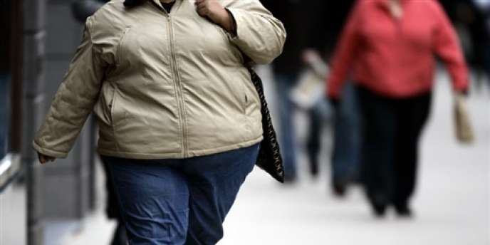 Un tiers des adules sont obèses aux Etats-Unis.