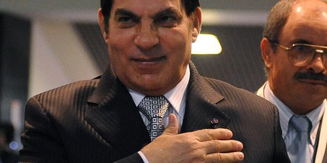 La famille Ben Ali se serait enfuie de Tunisie avec 1,5 tonne d'or.