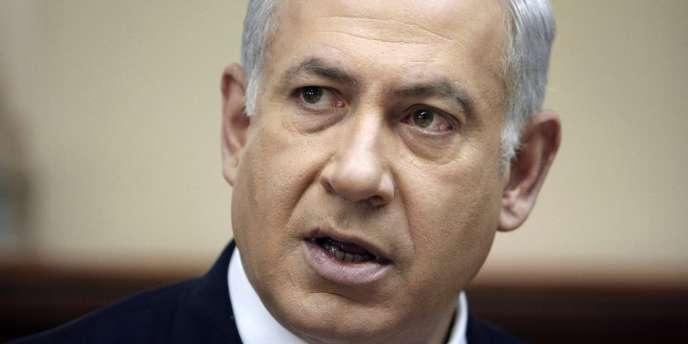 L'UE répondait à une proposition du premier ministre, Benjamin Netanyahu, visant à faire reconnaître l'Etat hébreu par les Palestiniens comme