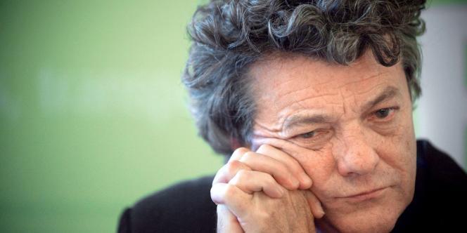 Jean-Louis Borloo, ancien ministre français de l'écologie.