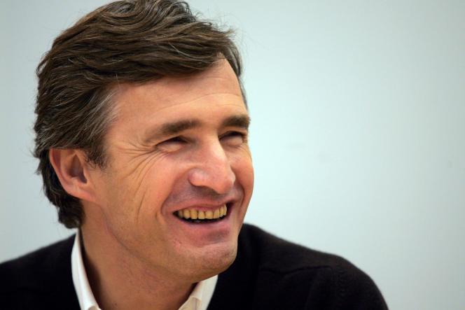 Nicolas Beytout, ancien PDG du groupe