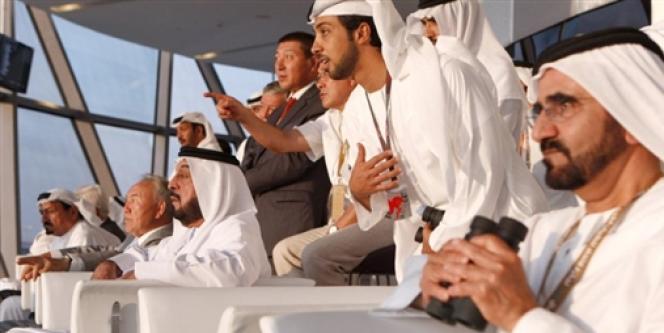 L'écurie la plus prestigieuse de l'émir de Dubaï défraie la chronique.