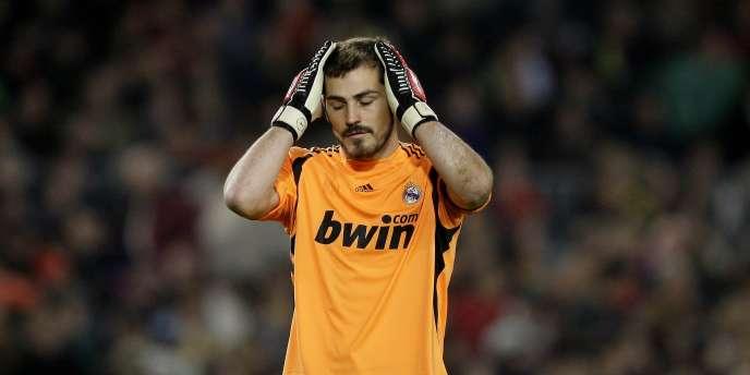 Iker Casillas, le 29 novembre.
