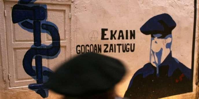 Selon l'indépendantiste Otegi, l'ETA serait prêt à renoncer à la violence.