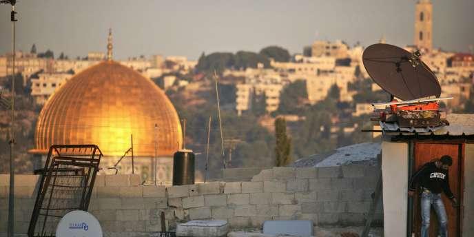 Une partie des 250 000 Palestiniens résidents permanents de Jérusalem-Est pourraient faire les frais du redécoupage de la ville.