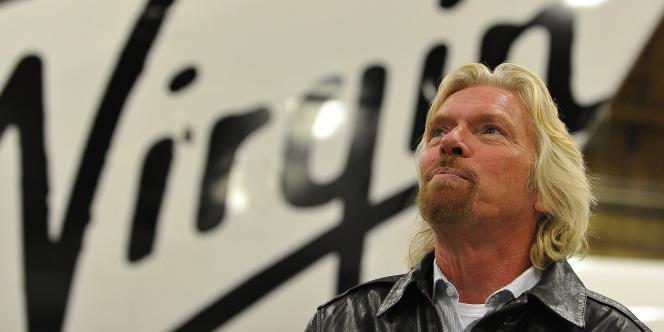 Le milliardaire Richard Branson s'est installé en permanence dans l'île de Necker, dans les Antilles.