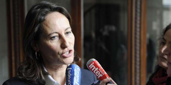 Ségolène Royal a annoncé sa candidature aux primaires socialistes, lundi 29 novembre.