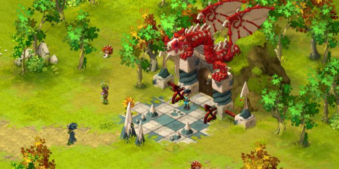La version 2.0 du jeu Dofus, sortie en décembre.