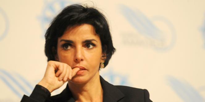 Rachida Dati en 2009.