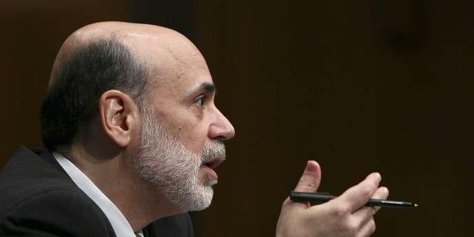 Le président de la Réserve fédérale américaine, Ben Bernanke, ne cesse de le revendiquer : la