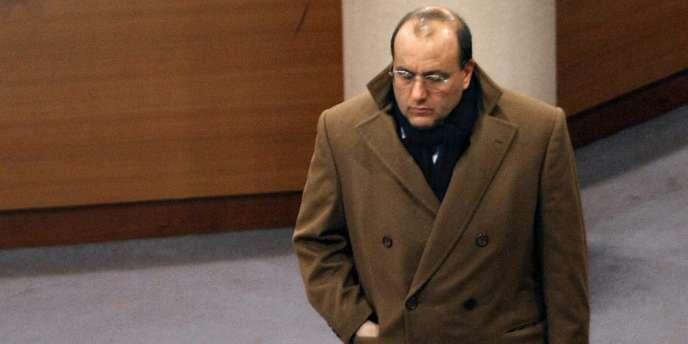 Julien Dray, le 17 décembre 2009.
